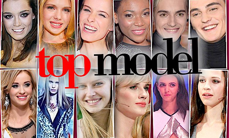 Top Model uczestnicy