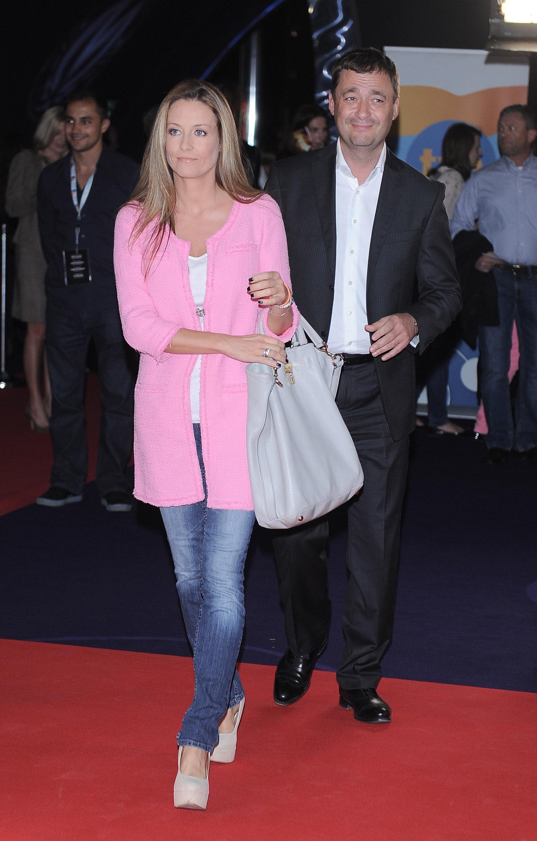 Jacek i Małgorzata Rozenek
