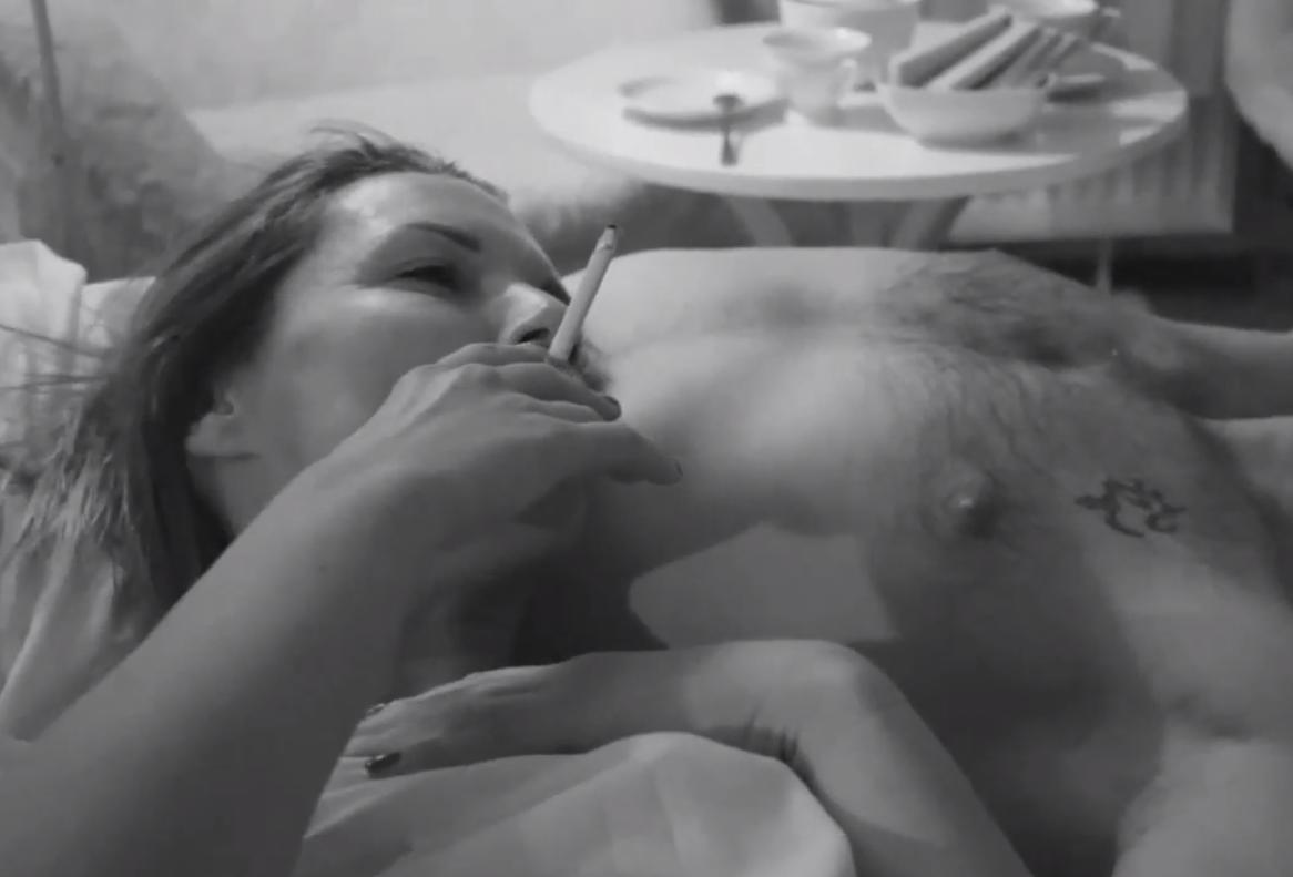Ilona Felicjańska film Zaprzeszłość