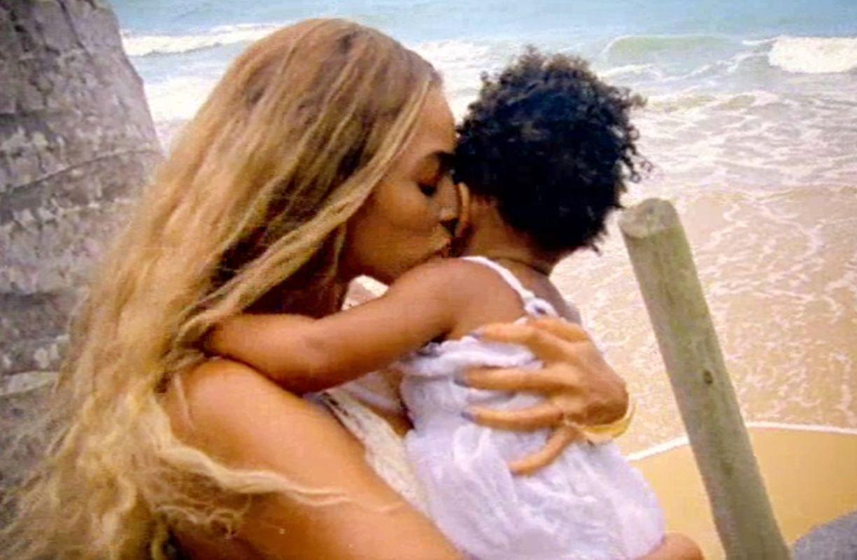 Beyonce i Blue Ivy