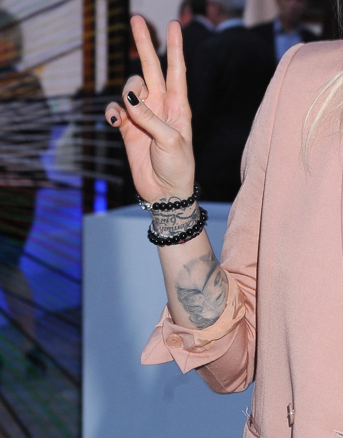 Maja Sablewska Zrobiła Sobie Nowy Tatuaż