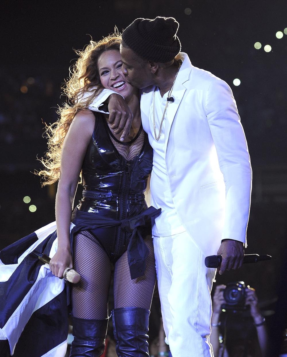 Beyonce w rocznicę ślubu piosenka Die With You