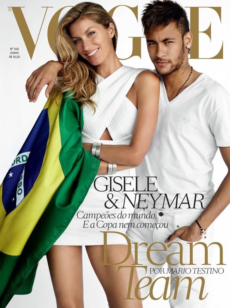 Gisele Bundchen i Neymar