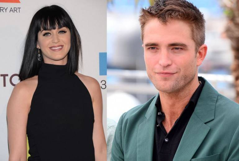 Katy Perry, Robert Pattinson