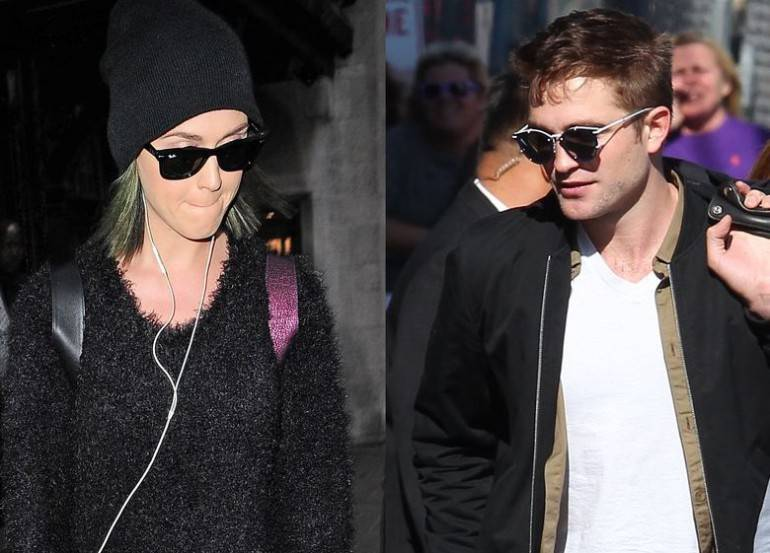 Katy Perry i Robert Pattinson