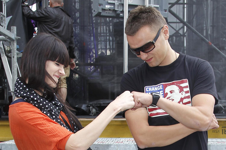 Sylwia Grzeszczak i Liber