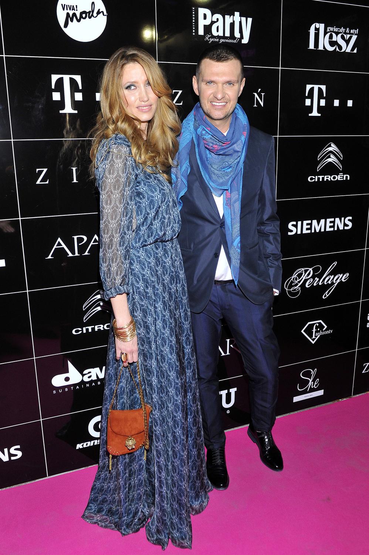 Maciej Zień i Kate Rozz