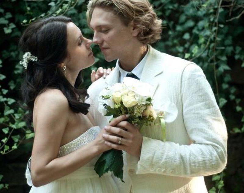 Żora Korolyov z żoną zdjęcie: Facebook