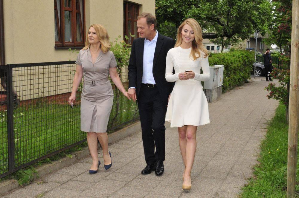 Kasia Tusk dumna z ojca