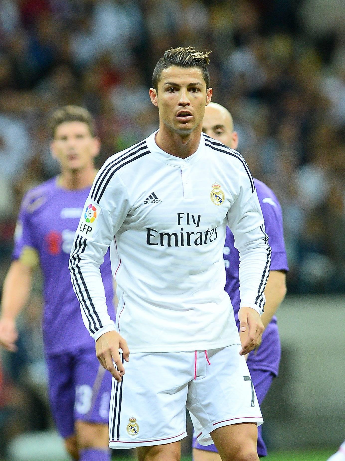 Cristiano Ronaldo zdjęcie: ons.pl