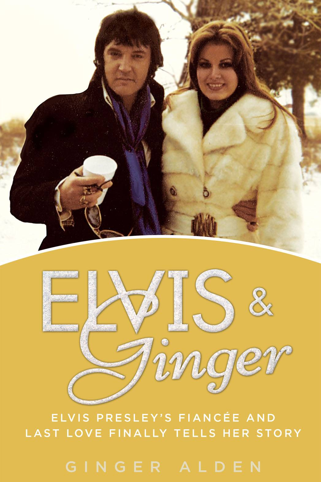 Elvis Presley, Ginger Alden