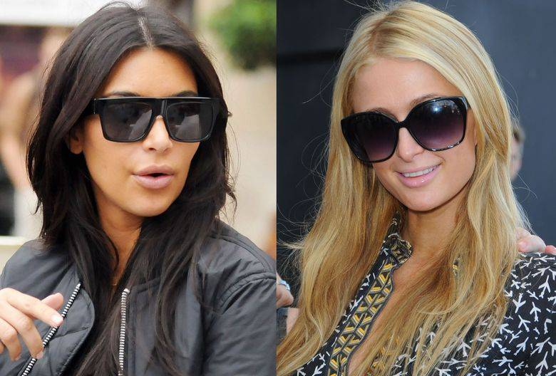 Kim Kardashian i Paris Hilton