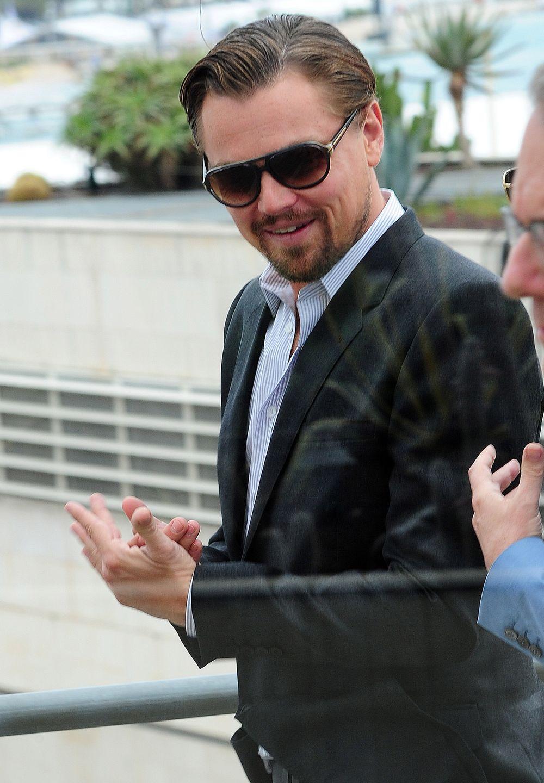 Leonardo DiCaprio został przyłapany na randce z młodą blondynką