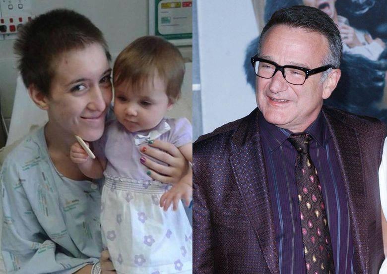 Robin Williams i Vivian Waller