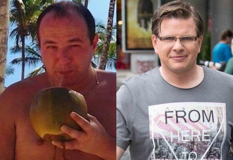 Wróżbita Maciej i Filip Chajzer