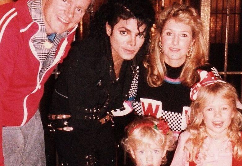 Paris Hilton, Nicky Hilton, Michael Jackson