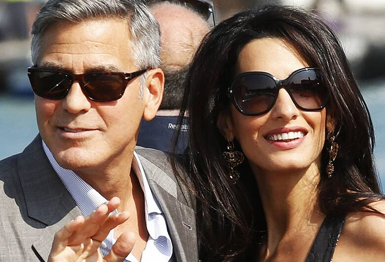George Clooney, Amal Alammudin