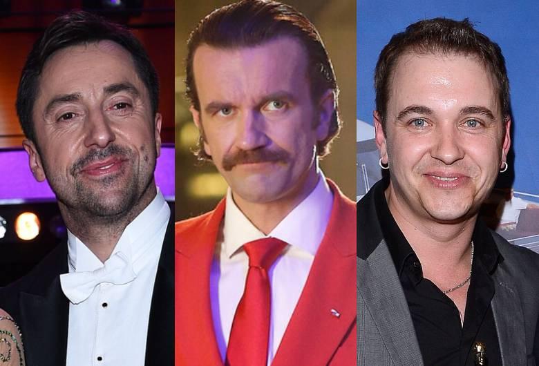 Marcin Miller, Tomasz Kot, Radek Liszowski