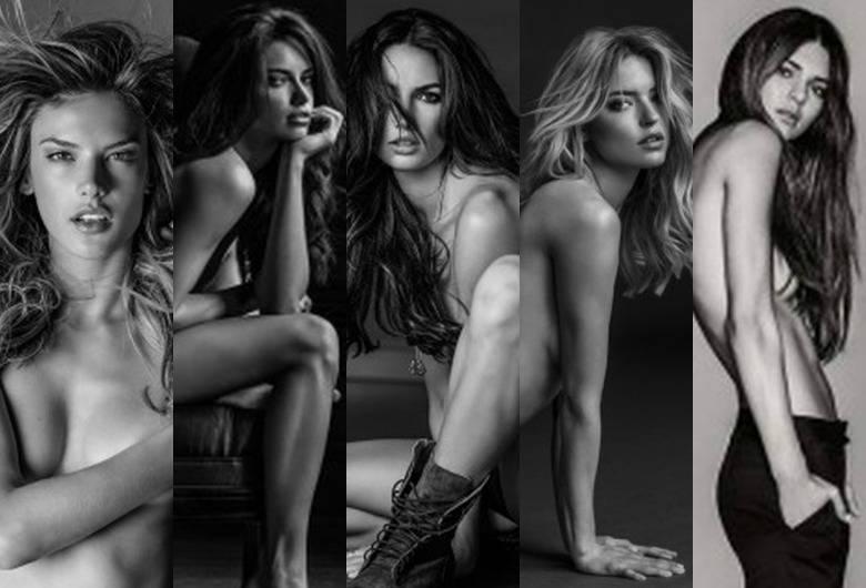 Victoria Secret Secret nagie modele