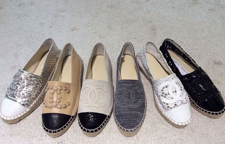 Buty Chanel Sary Mannei