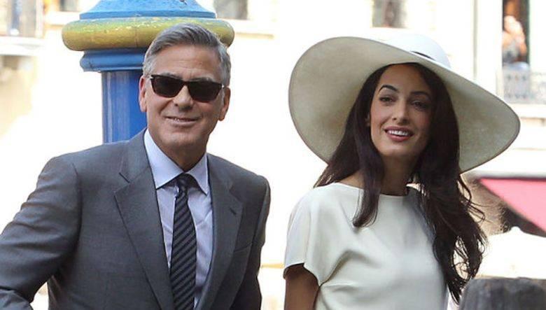 George Clooney i Amal i Alamuddin