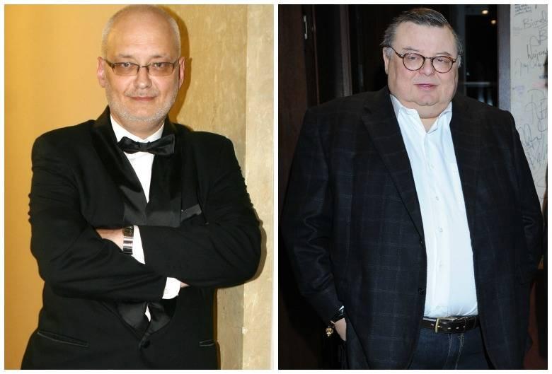 Jacek Rakowiecki i Wojciech Mann