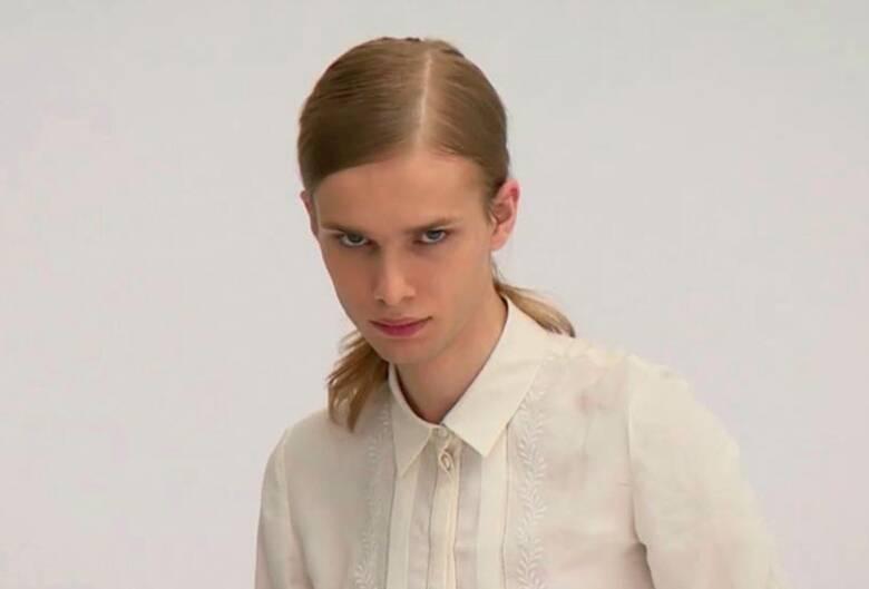 Mateusz Maga Top Model