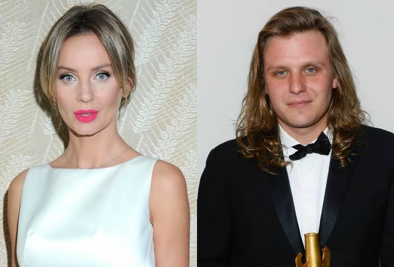 Agnieszka Szulim i Piotr Starak