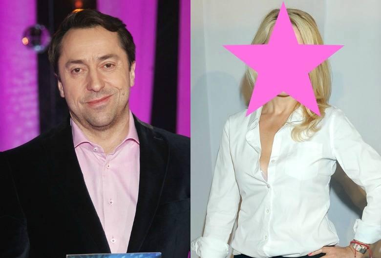Marcin Miller i Anna Jurksztowicz