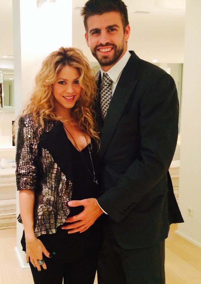 Shakira i Gerard Pique szantażowani sekstaśmą? fot. Facebook.com