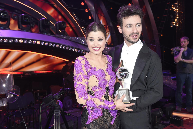 Agnieszka Sienkiewicz i Stefano Terrazzino Fot.akpa