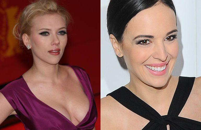 Anna Wendzikowska, Scarlett Johansson