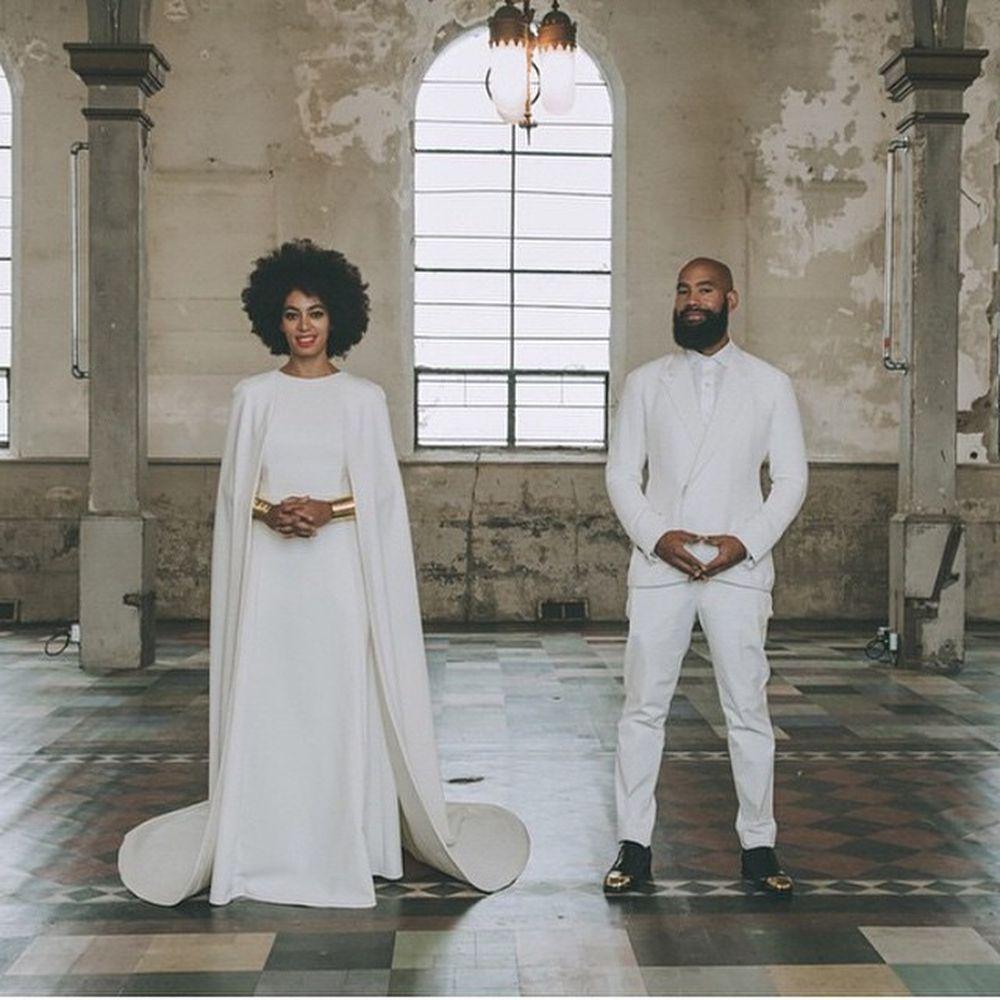 Ślub Solange Knowles