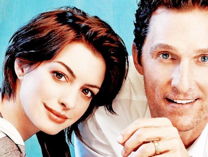 Anne Hathaway Matthew McConaughey
