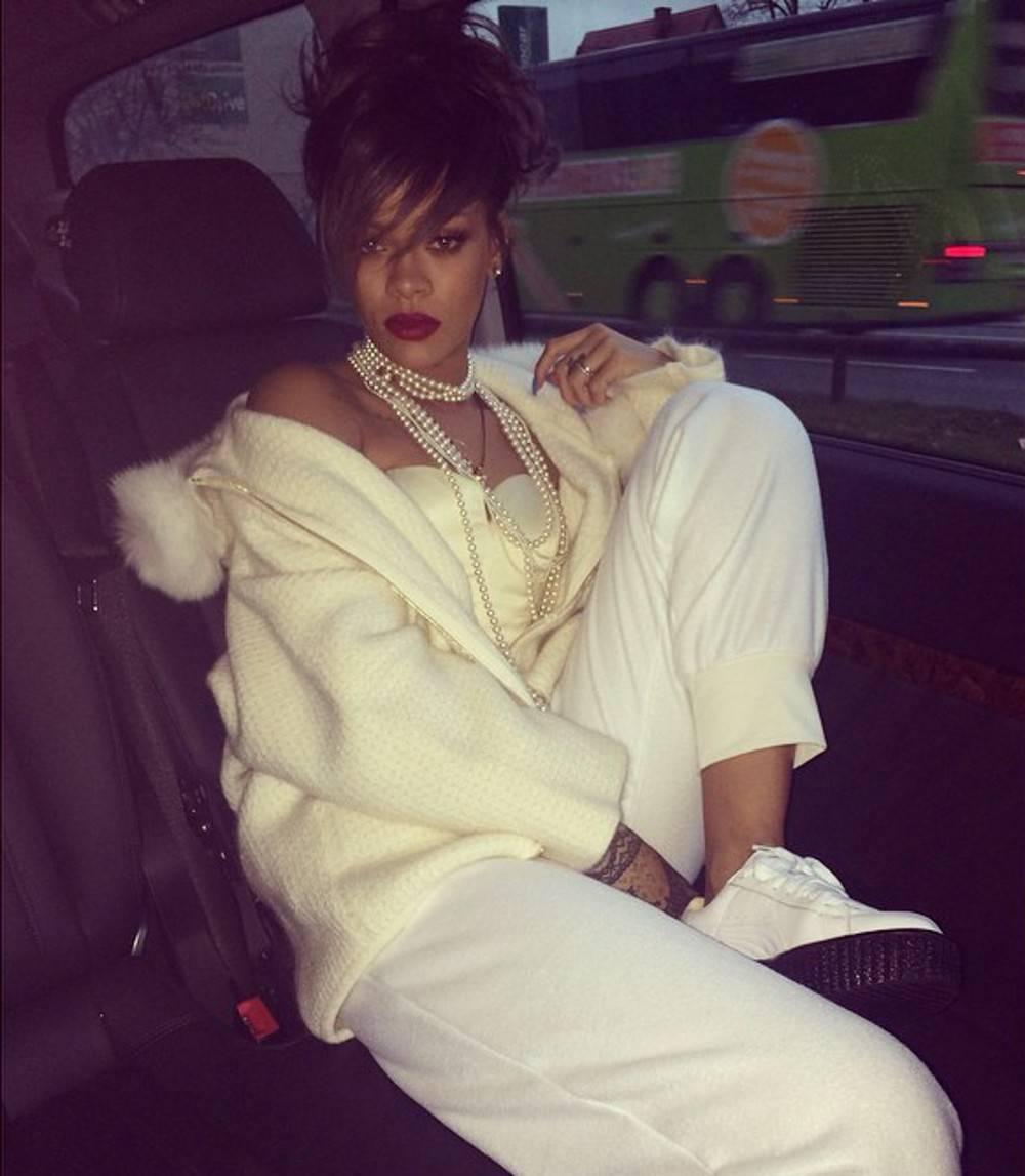 Rihanna dla Pumy