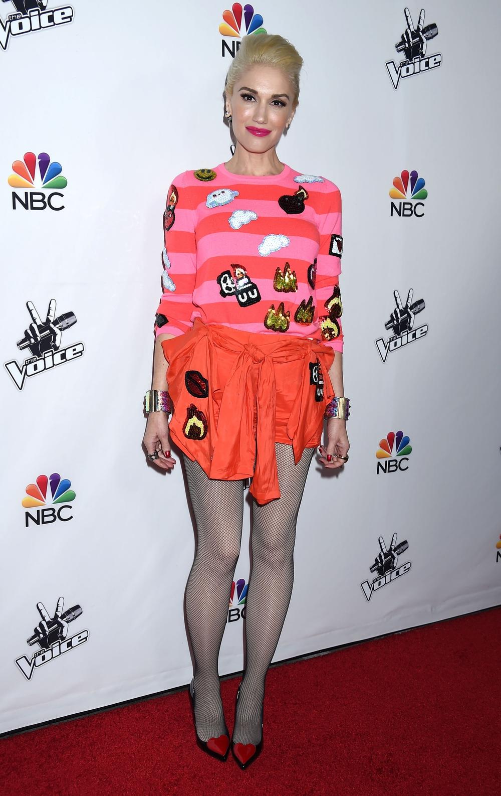 Gwen Stefani urodzona 3 października 1969