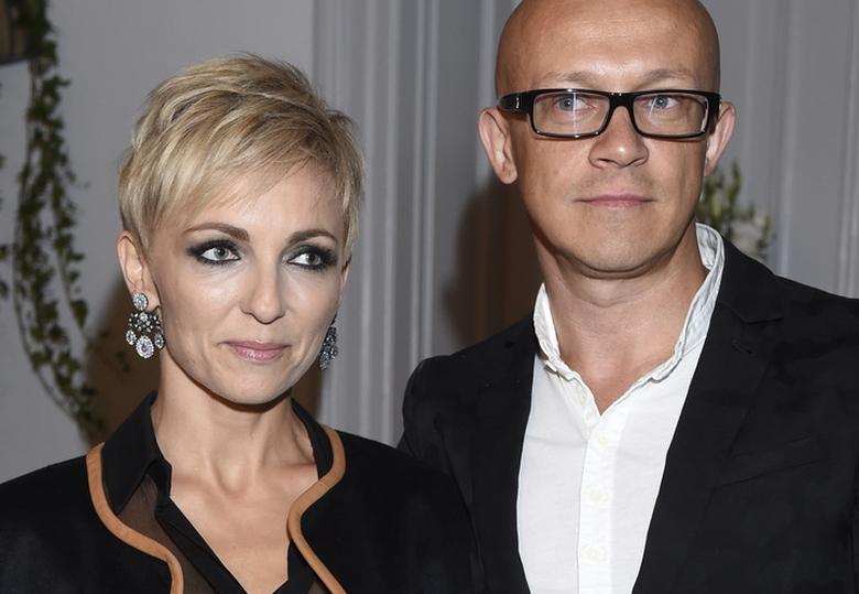 Maciej Durczak i Ania Wyszkoni