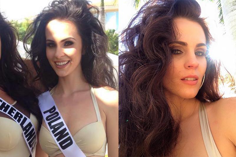 Marcela Chmielowska w bikini na Miss Universe Fot. Facebook