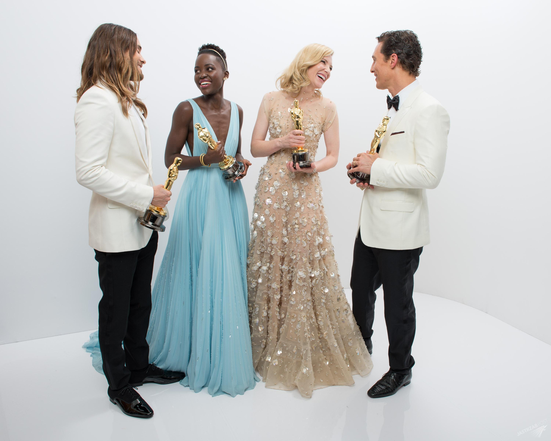 Matthew McConaughey, Cate Blanchett, Lupita Nyongo, Jared Leto