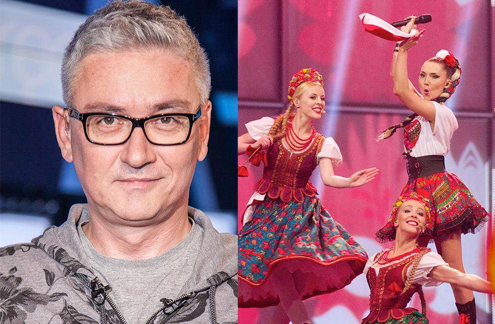 Artur Orzech o Eurowizji