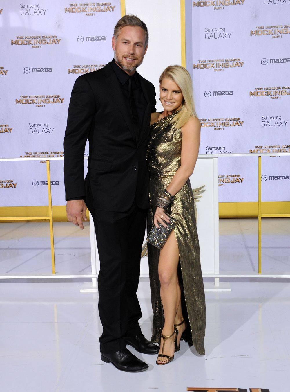 Jessica Simpson i Eric Johnson