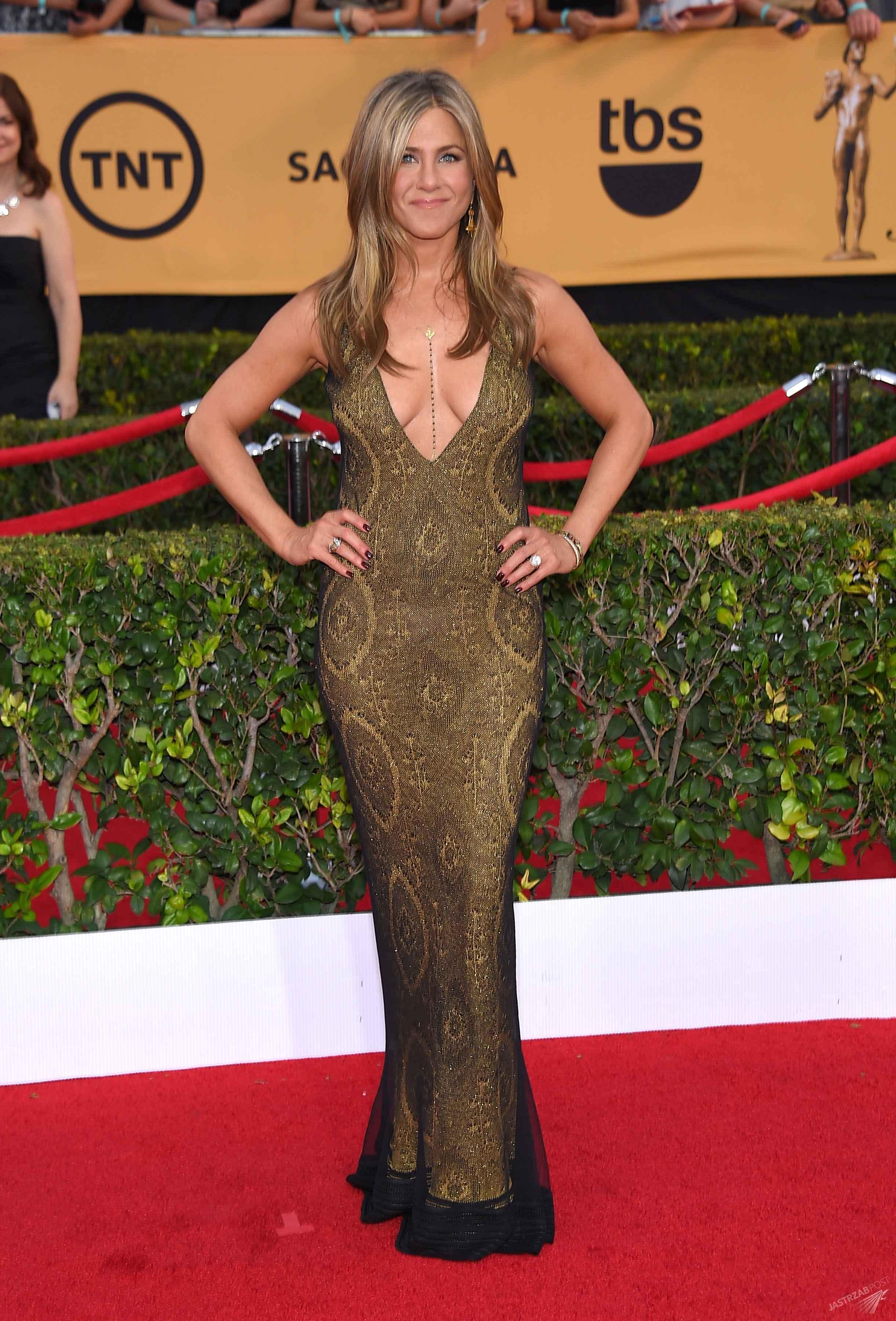 Jennifer Aniston opowiedziała jak wygląda jej menu
