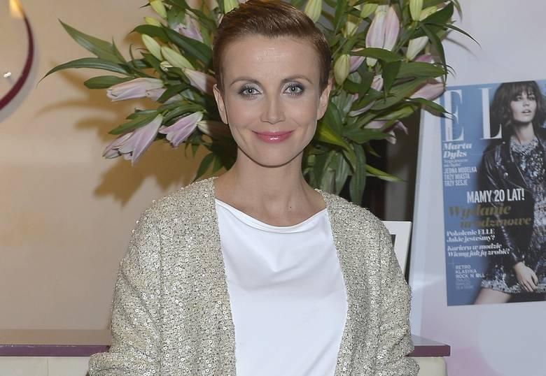 Katarzyna Zielińska urodziła
