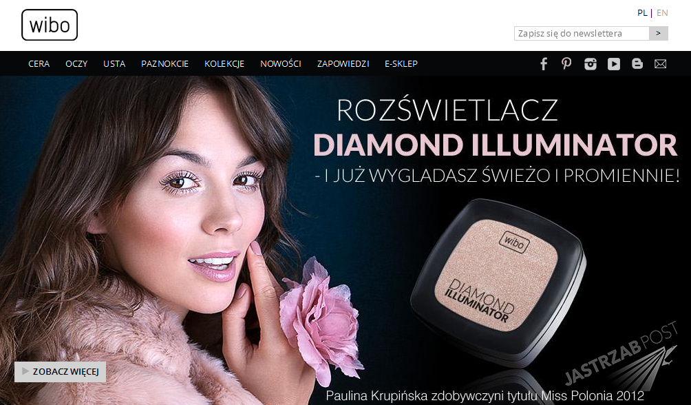 Paulina Krupińska dla WIBO