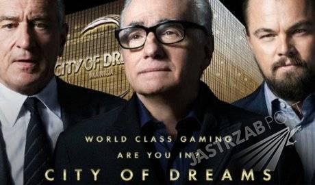 Leonardo DiCaprio, Roberta De Niro i Martin Scorsese