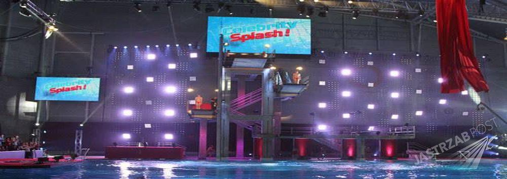 Trampolina Celebrity Splash