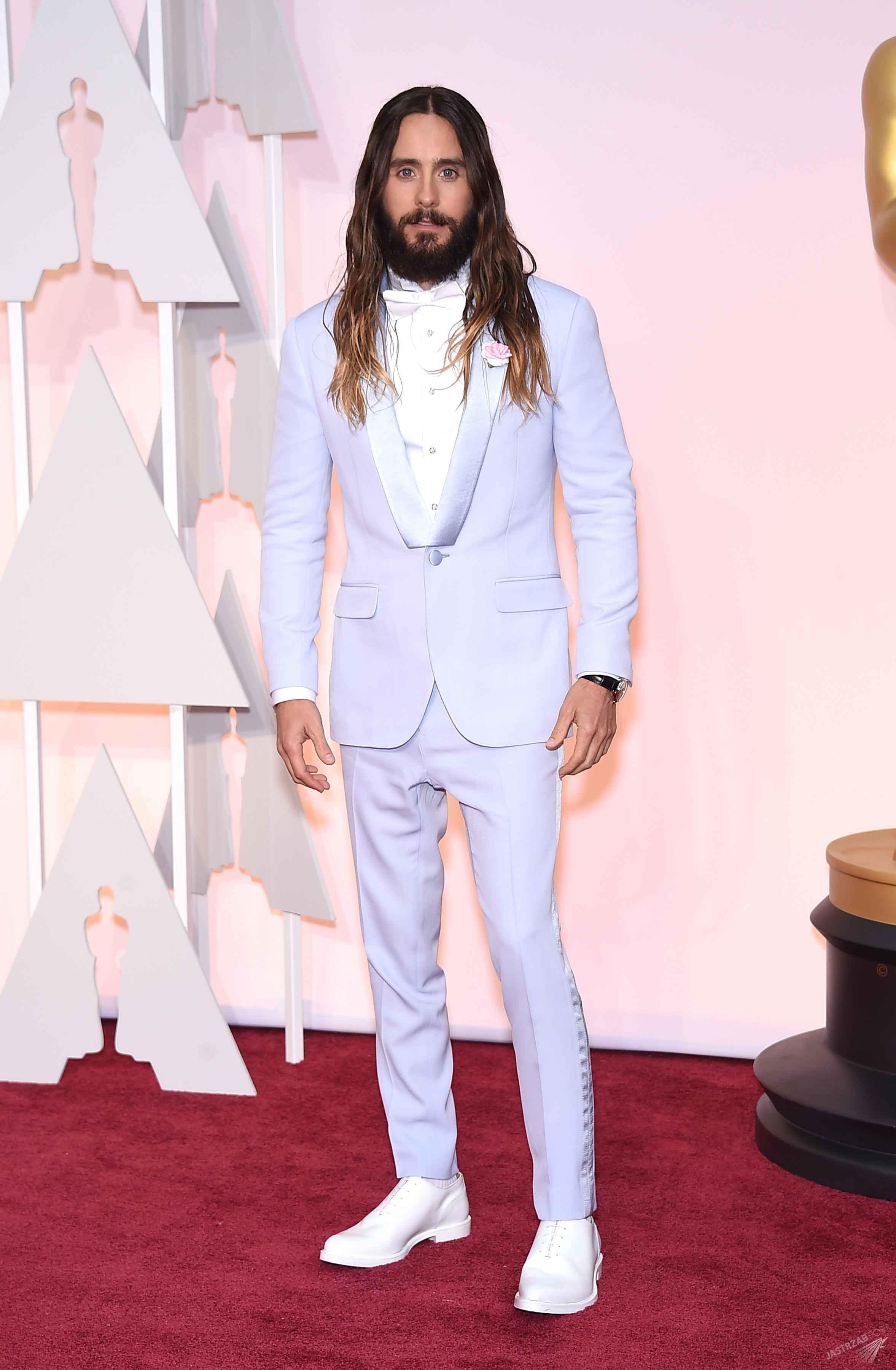Jared Leto wśród prezenterów na Oscarach 2016