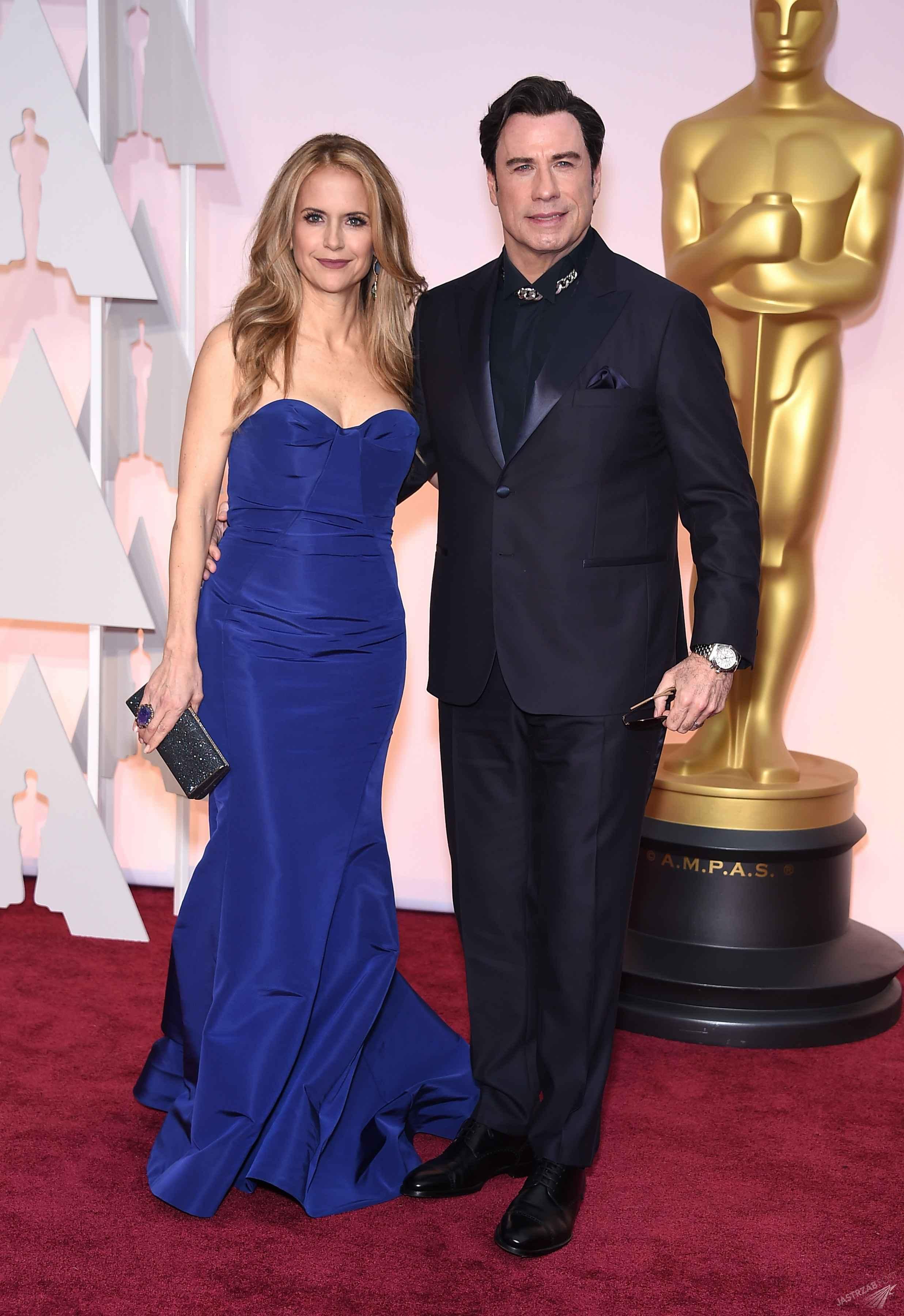 Kelly Preston i John Travolta