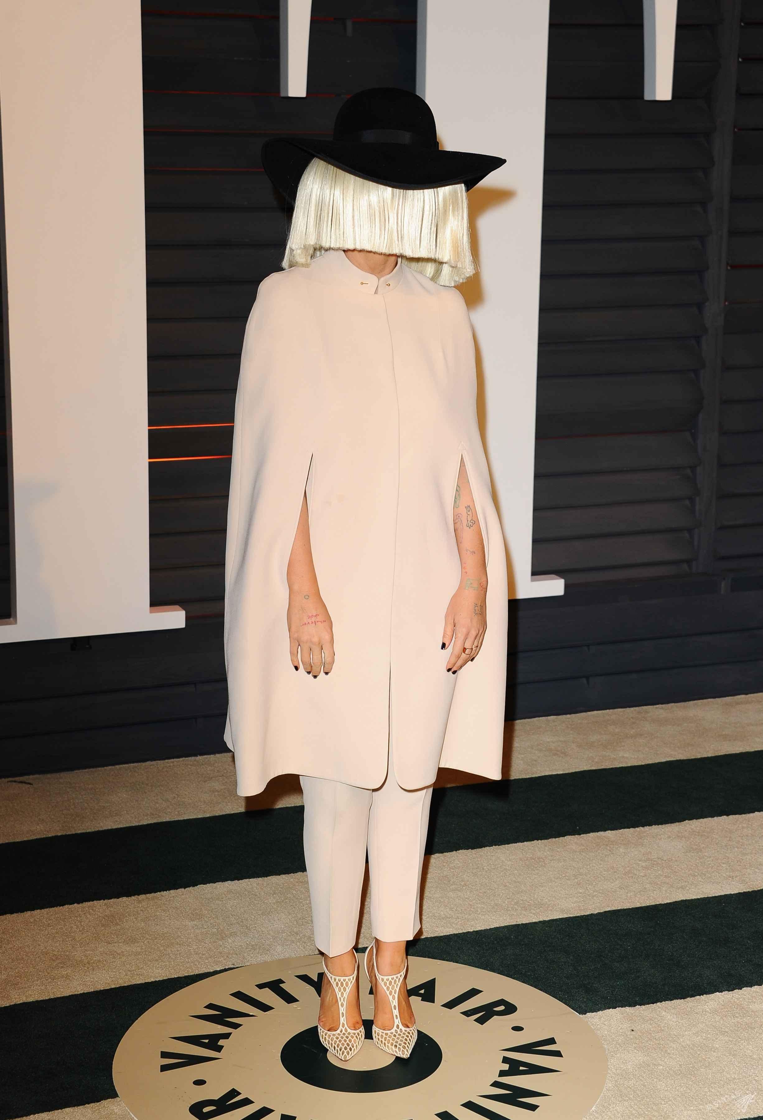Sia na Oscarach 2015