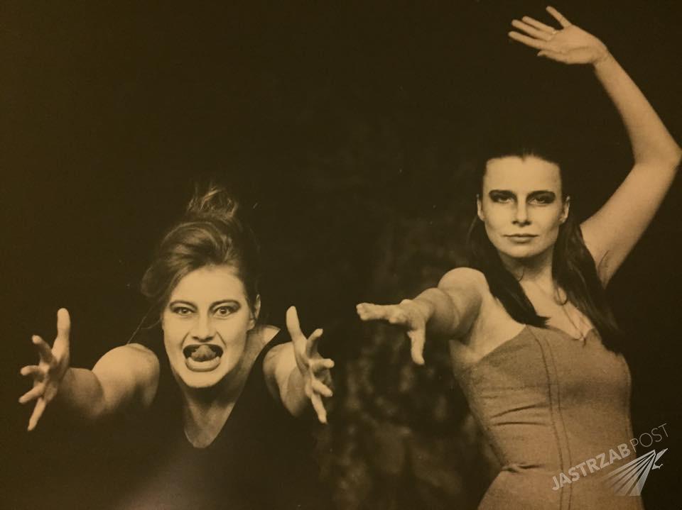 Małgorzata Kożuchowska i Agata Kulesza, Oscary 2015, foto: screen Facebook